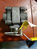 "1 – APOLLO 83A-243-01 ½"" Steel Socket Weld Ball Valve.  NEW"