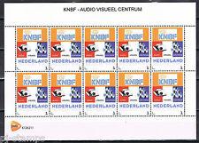 Nederland vel 3012 Persoonlijke postzegel KNBF Audio visueel centrum