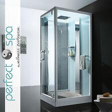 Dampfdusche  Dampfbad Duschtempel Dampf Dusche Duschkabine Dampfsauna Sauna NEU
