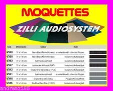 Phonocar 4/381 Moquette acustica NERA 90 x 140 cm. NUOVA