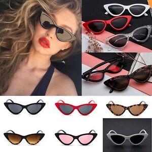 Women Fashion Cat Eye Sunglasses Retro Classic Designer Vintage Polarized UV400