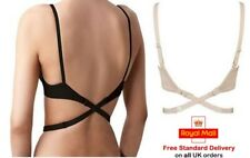 Bra Strap Adapter - Adjustable Extender for backless and Low Back Dresss & Tops