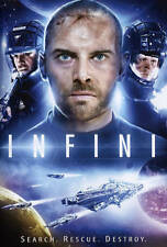 INFINI 2015 Horror Sci-Fi dvd Deep Space Exploration LUKE HEMSWORTH Bren Foster