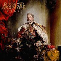 FLESHGOD APOCALPYSE - KING (WHITE)   VINYL LP NEU