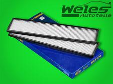 P1170 Innenraumfilter Pollenfilter 2 St. MERCEDES W124 E 200 250 280 300 320 D