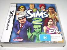 The Sims 2 Nintendo DS 2DS 3DS Game Preloved *Complete*