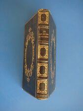 LE COIN DU FEU DU PASTEUR par M.LA C° DE VEILLES daté de 1860 -MAME - 3° EDITION