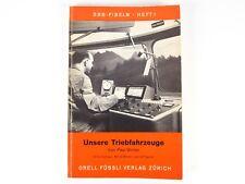 "SBB-Fibeln, Heft 1 - Unsere Triebfahrzeuge - Paul Winter ""Vac05"
