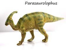 Jurassic Dinosaurs FloZ Parasaurolophus green Figure Schleich Papo style model