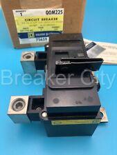 Square D Qom2225 225 Amp 2 Pole Type Qom Main Circuit Breaker 120240v Tested