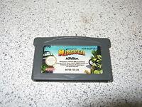 Madagascar - Nintendo Game Boy Advance Game