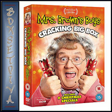 MRS BROWNS BOYS - CRACKING BIG BOX  **BRAND NEW DVD*