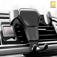 Mobile Phone Holder Gravity Car Mount Air Vent Clip Stand Cell Phone GPS Support