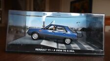 Renault 11, James Bond 007 Modellauto Collection, Nr. 53,  AVTAK