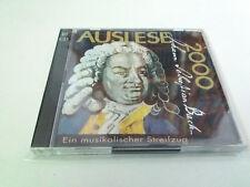 """CD """"AUSLESE 2000 BACH"""" 2CD 37 TRACKS COMO NUEVO EIN MUSIKALISCHER STREIFZUG"""