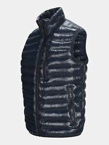PEAK PERFORMANCE WARD VEST MEN Urban Gilet Uomo SALUTE BLUE G67373009 2AC