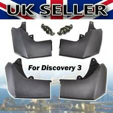 4x Mud Flap Splash Guards Mudguards Set For Land Rover Discovery 3 LR3 2004-2009