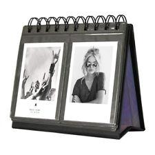 "Photo Album Calendar Vertical Book for Polaroid Fujifilm 3"" 68 Pocket Black"