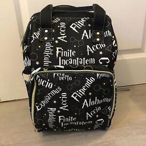 Harry Potter SpeIls Baby Changing Diaper Backpack Rucksack Bag Alternative