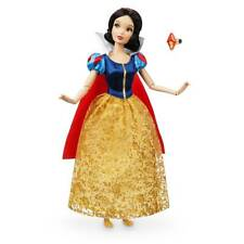 Disney Princess Snow White Classic Doll With Ring 11""