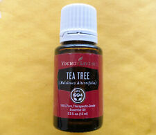 YOUNG LIVING ESSENTIAL OIL TEA TREE 15 ML NEW & SEALED!