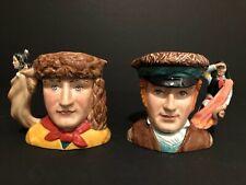 Royal Doulton 'Lewis & Clark' D7234/7235 2004 Med Toby Character Jug - #782/1000