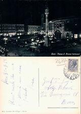 LECCE - PIAZZA SANT'ORONZO (NOTTURNO)  -  (rif.fg. 2677)