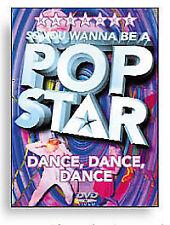 So You Wanna Be A Pop Star - Dance, Dance, Dance (DVD, 2003)