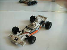 Corgi toys Formula 1 Yardley Mclaren Ford M19A in White