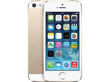 APPLE IPHONE 5S 16GB GOLD GRADO A/B + ACC SMARTPHONE CELLULARE RICONDIZIONATO