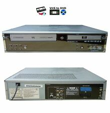 Daewoo Multiregion DF-4100P DVD VCR VHS Recorder Combi Combo CCTV Sky Scart Rec