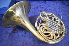 Yamaha Model YHR-664 Double French Horn w/Case, Mpc