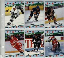 Hockey Score 1991 NCWA Summer Convention Cards Upick from list (1-10)