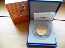 2009 France 50 Euro Lucky Luck Gold coin with box - Only 1000 pcs minted, Proof