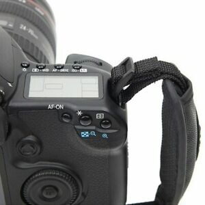 PU Leather Hand Grip Wrist Strap Universal DSLR Cameras Suitable For