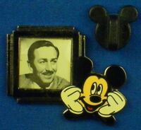 Walt Disney and Mickey Mouse Countdown to the Millennium # 101 Disney Pin # 417
