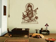 Full Color Wall Decal Sticker Indian Shiva Om Lotos Hindu Success Buddha Col160
