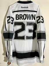 Reebok Premier NHL Jersey Los Angeles Kings Dustin Brown White sz 2X