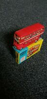 Corgi Toys No 468 London Transport Routemaster Bus In Original Box. EXC COND