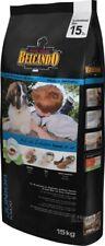 Belcando Junior Maxi 15 kg - für Junghunde großer Rassen + GRATIS 3 Ochsenziemer