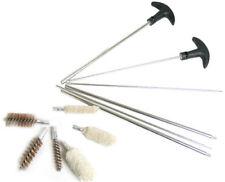 126pc Universal Gun Cleaning Kit Rifle Pistol Shotgun Handgun Firearm Cleanr Kit