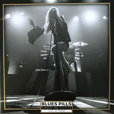 Blues Pills - Lady In Gold Live In Paris 2 LPs  Germany 2017 Bi-Coloured Vinyl