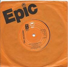 "Jacksons:Show you the way to go/Blues away:7"" Vinyl Single:UK Hit"
