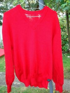 pull rouge saint-james,taille M(38),TBE/VGC.