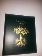 Mi Familia árbol-Historia De Almacenamiento Binder ref verde con 4d de capacidad de metal 25 mm