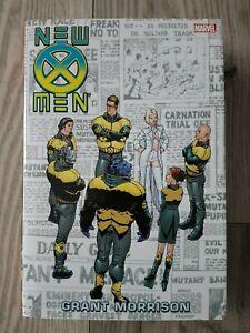 New X-Men by Grant Morrison Omnibus - Marvel Comics - HC - 2012 - Like New