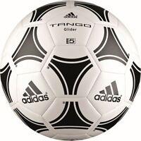 Adidas Football Soccer Tango Glider Ball White Black