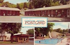 CANYON MOTEL, WELLSBORO, PA. Heart of Canyon Country Mr & Mrs Foster West, Owner