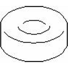 Lagerung Stabilisatorkoppelstange Vorderachse beidseitig - Topran 103 605