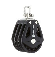 50mm Triple Swivel Shackle Block - Master BP-0505F